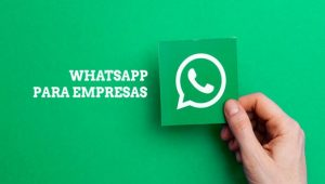 whatsapp para mi empresa